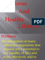 Wellness and Healthy Lifestyle