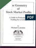 Rare Geometry of Stock Market Profits