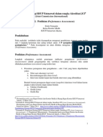 Dody Firmanda 2013 - Penjelasan 2. Penilaian (Assessment) Strategi RSUP Fatmawati dalam JCI