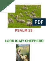 Psalm 23 Class 1