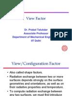 (35 36) Radiation Viewfactor