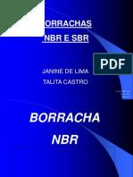 Elastomeros NBR e SBR