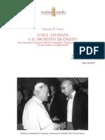 Giussani Profitto Cristo