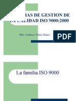Sistemas de Gestion de Calidad ISO 9000 2000