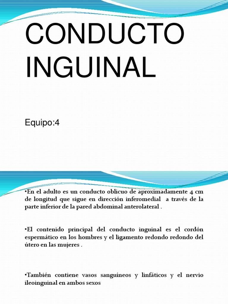 Inguinal