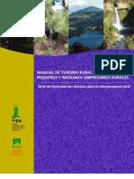 FIDA - Manual de Turismo Rural Para Micro e Pequenos Empreendedores