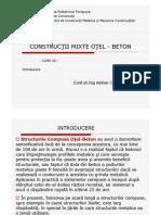 Curs constructii mixte otel beton