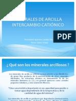 Minerales de Arcilla