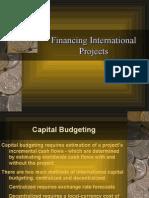 Financing International Project