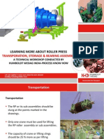 04 RP- Transpot, Stoage & Bearing Assembly
