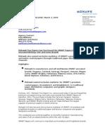 Mohawk Fine Papers Press Release