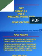 9. Four Factors