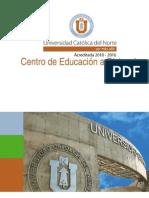 módulo 3 Educación y valores