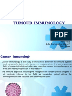 Tumour Immunology Ppt Payalii