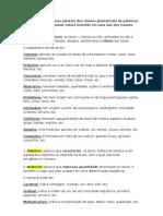 Classes Gramaticais Versao 2