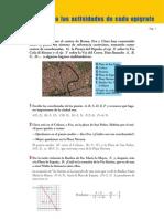 4eso Geometria Analitica Ejercicos Resueltos