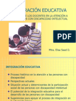 Conferencia de integracion educativa.ppt