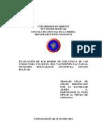 064-Tesis-Evaluacion de Los Radios de Influencia