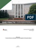 Ghid Proceduri Influentare Procesul Legislativ