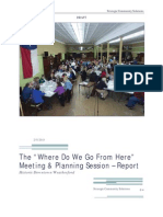 "The ""Where Do We Go From Here""