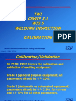 15. Calibration