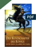 Mueller, Roland - Der Kundschafter des Königs