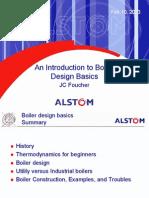 Boiler Design Basics