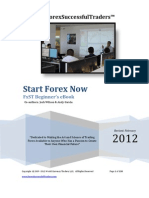 FxST Start Forex Now eBook - 2012 Edition