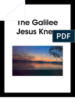 The Galilee Jesus Knew
