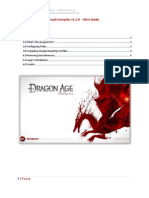 Dragon Age CharGenMorph Compiler Usage