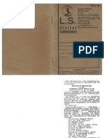 L.S. Ziviler Luftschutz-Allgemeines Merkblatt Pfaundler und Ritter , III E 40