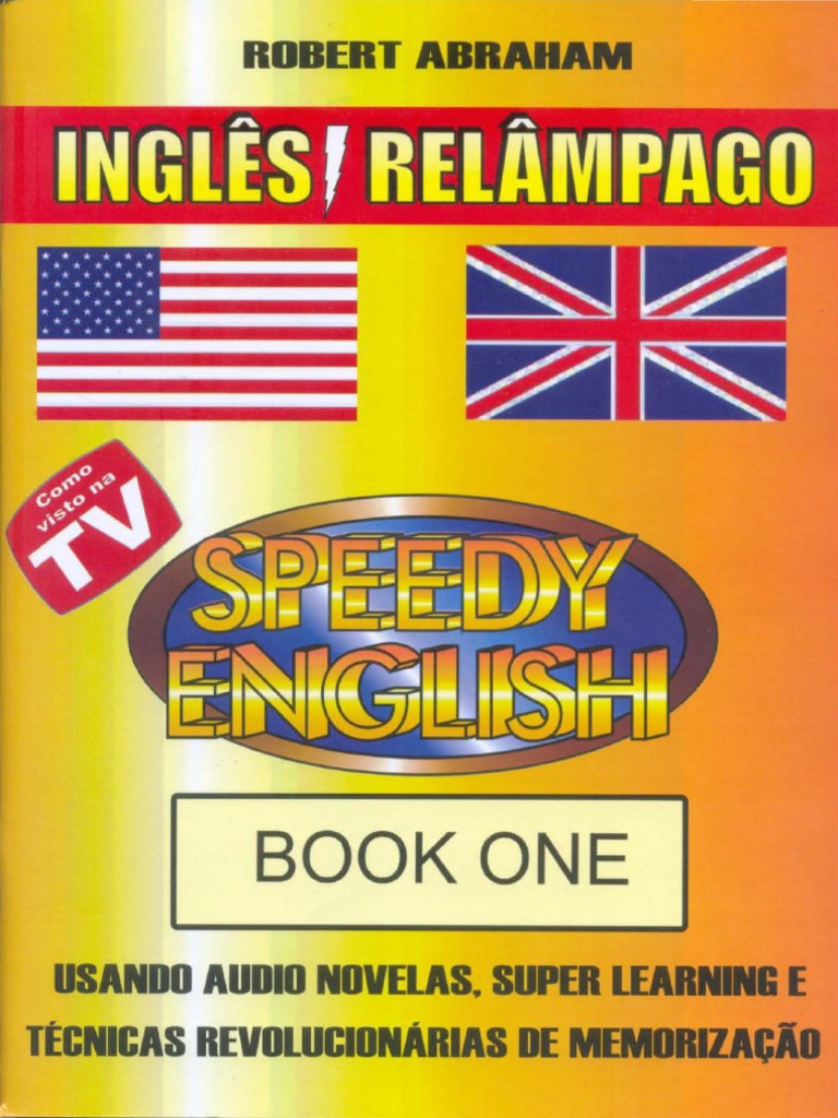 Speedy englishbook 01 fandeluxe Choice Image