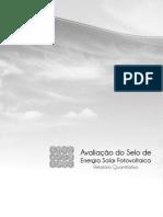 Avaliação do Selo de Energia Solar Fotovoltaica - Público empresarial