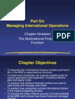 Daniels19 Multinational Finance
