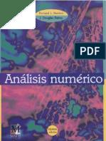Analisis Numerico - Richard Burden 7ma Edicion