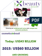 Earth Beauty Brasil - Presentation