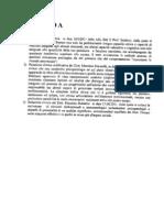CERTIFICAZIONI e Relazioni All'Agosto 2011 Sul Dott. Paolo Ferraro