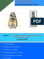 Mechanical & Electronic Fuze