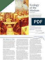 Planescape 4e - Ecology of the Modron