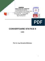 Convertoare Statice II
