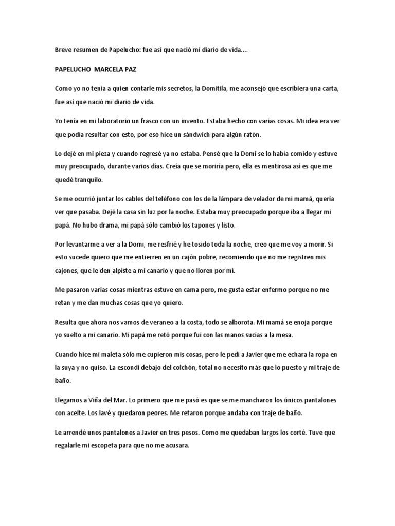 Atractivo Breve Resumen Inspiración - Ejemplo De Currículum ...
