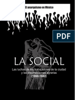 Folleto La Social