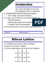 Lecture 0 - CMOS VLSI Design
