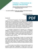 S5. Circulos Infantiles Como Modelo de Estimulacion en La Primera y Segunda Infancia FRANKLIN MAR