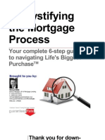 Demystifying the Mortgage Process