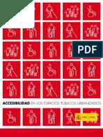 ACCESIBILIDAD en Los Espacios Publicos Urbanizados