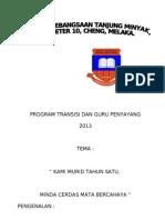 Buku Program Transisi Dan Guru Penyayang