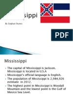 Eoghan S - Mississippi