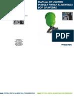 File 355 Manual Pistola Gravedad