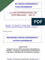 Provisiones Nic Eduardo
